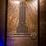 Entrance hall of the Empire State Building