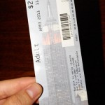 Ticket to the 86th floor