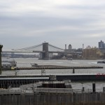 Whitehall Terminal und Brooklyn Bridge