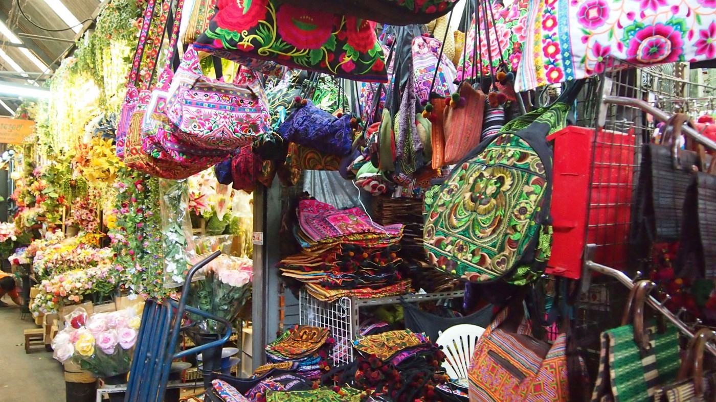Go Crazy at Chatuchak Weekend Market