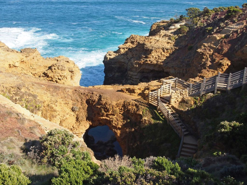 Die Grotte an der Great Ocean Road