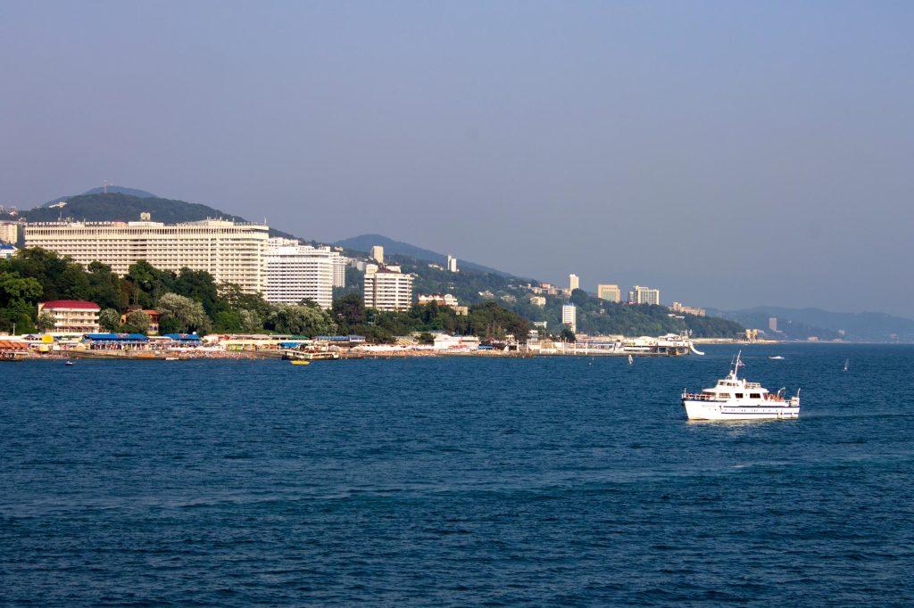 Sotschi am Schwarzen Meer