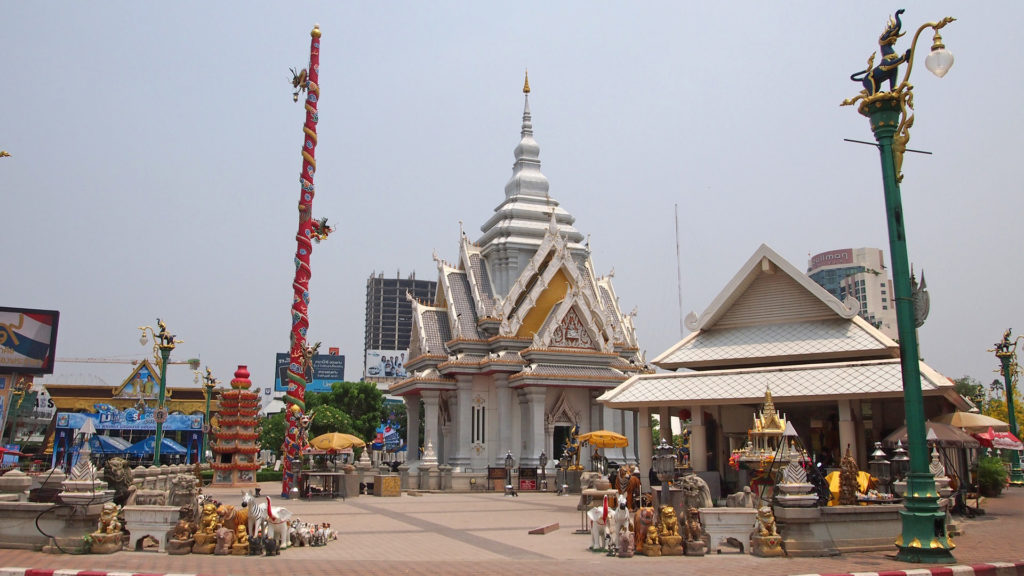 Der City Pillar Shrine im Khon Kaen