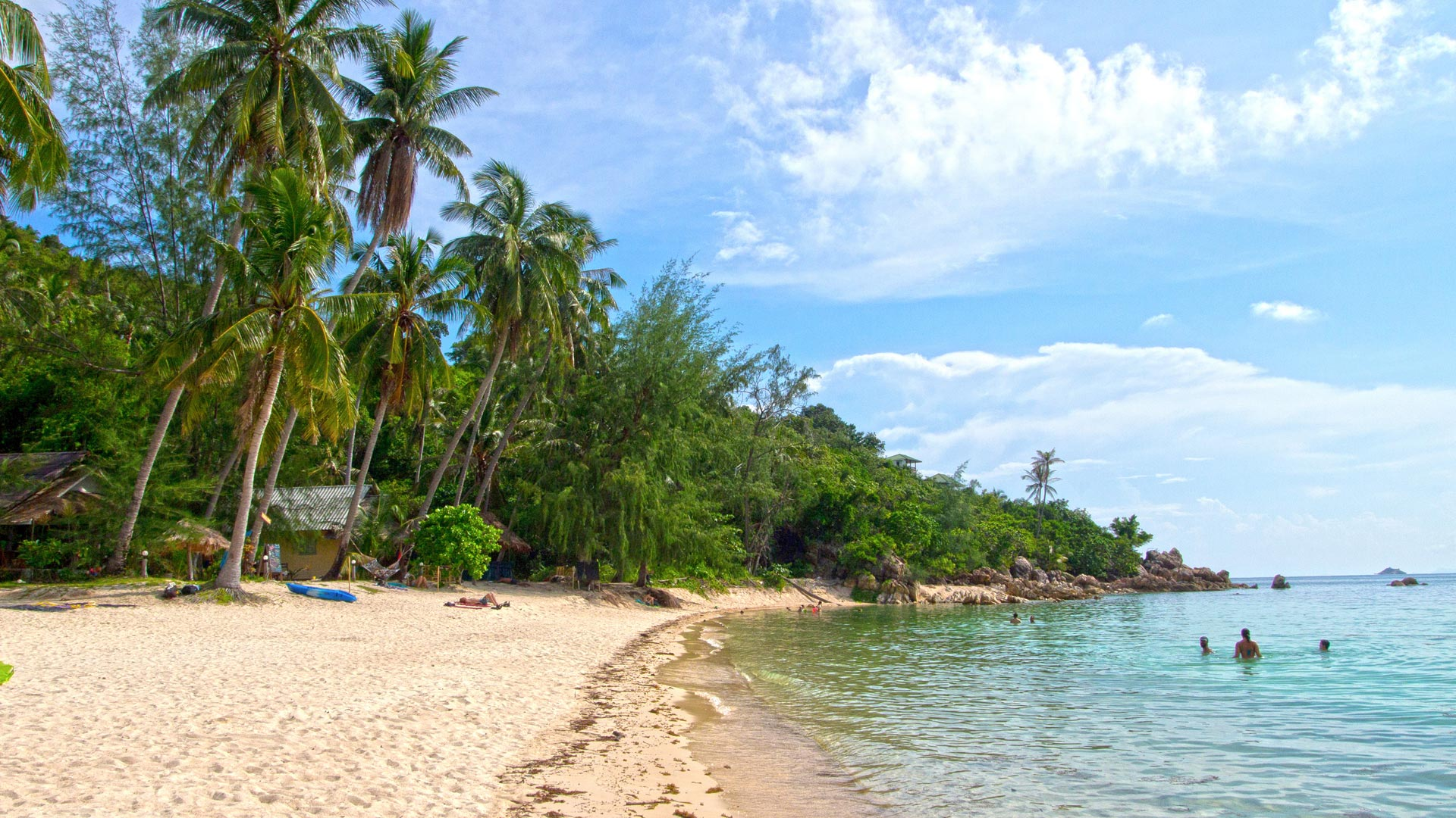 Koh Phangan beach guide 10 beaches you need to visit Travel blog