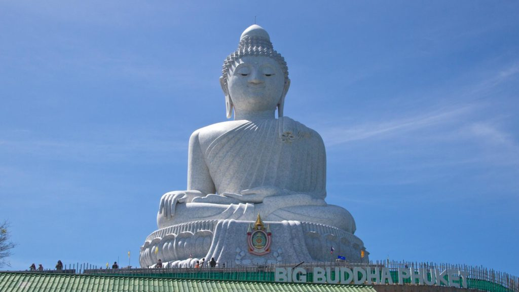 The Big Buddha on Phuket