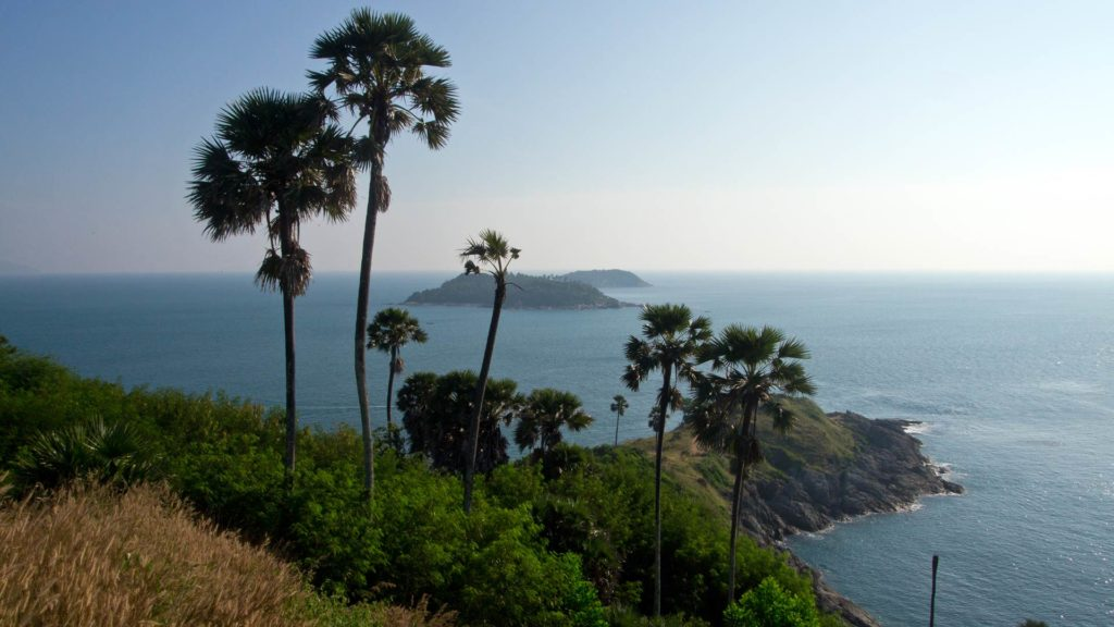 Laem Promthep - the southern cape of Phuket