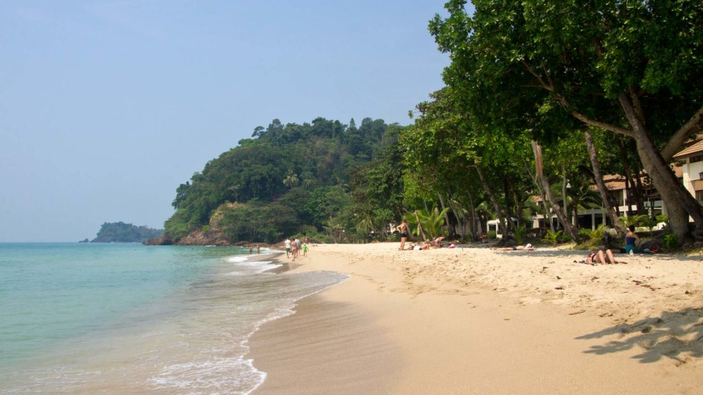 Der Lonely Beach auf Koh Chang