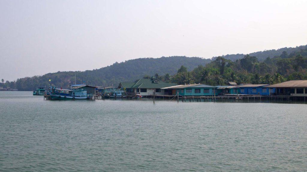 Baan Salak Phet - Fischerdorf im südöstlichen Koh Chang