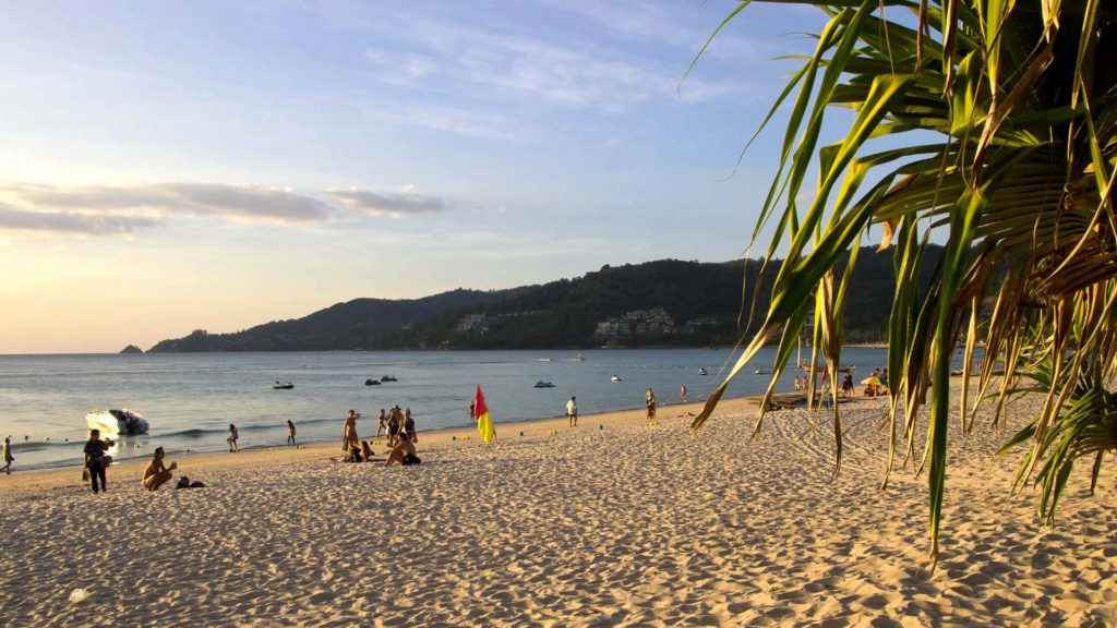 Patong Beach, 5 minutes away from the ibis Patong