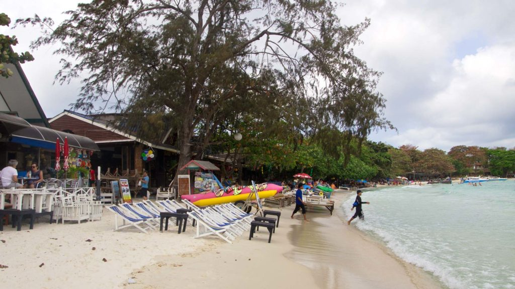 Ao Wong Duan - Full Moon Beach, Koh Samet