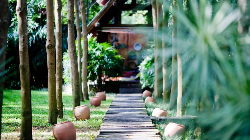 The Spa inside the Anantara Bophut Resort & Spa, Koh Samui