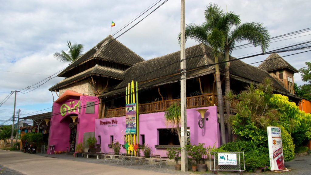 The Reggae Pub in Chaweng, Koh Samui