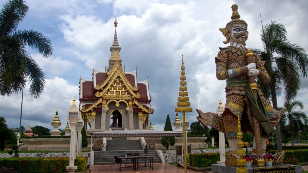 Der City Shrine von Udon Thani