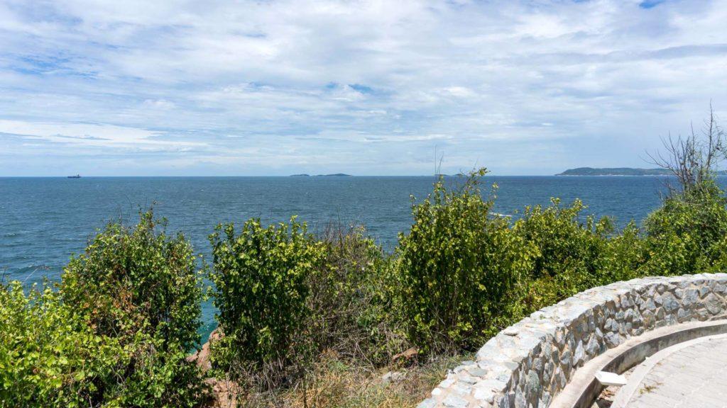 Aussicht vom Laem Tong Viewpoint, Koh Larn