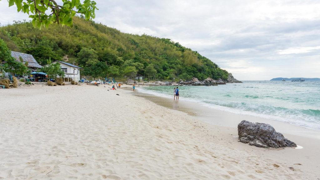 Tayai Beach, Koh Larn