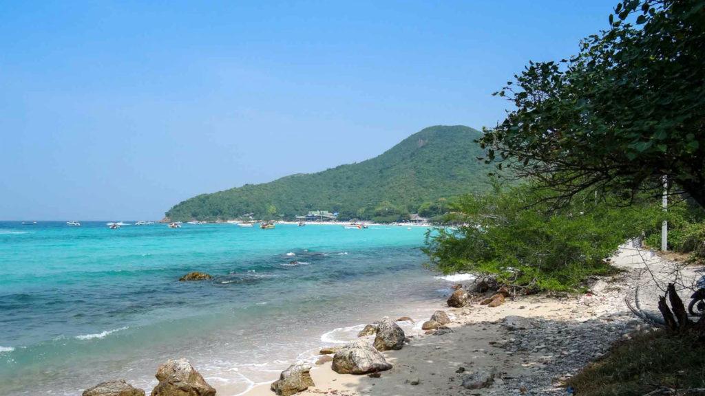 Tien Beach, Koh Larn