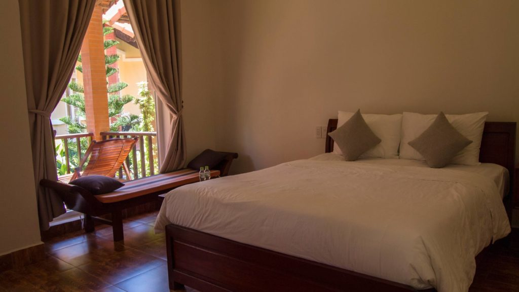 Deluxe Room im Castaways Resort, Phu Quoc