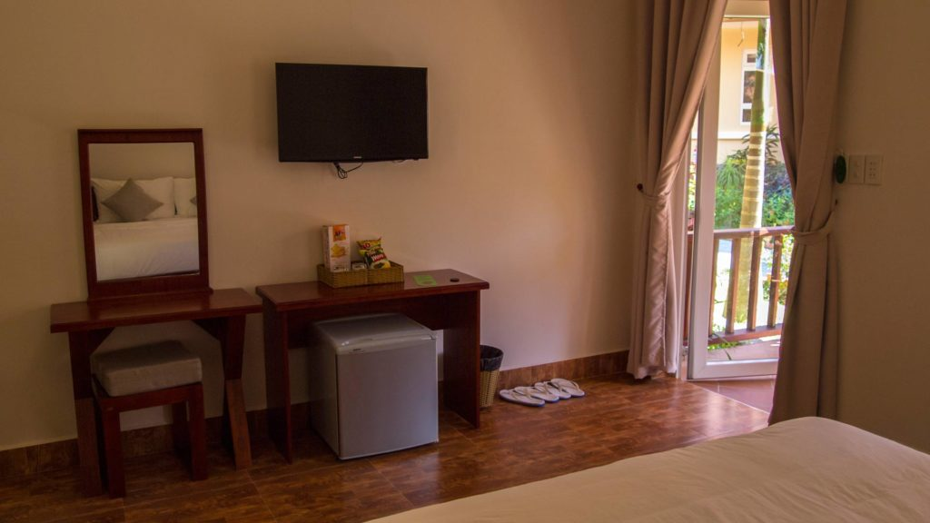 Deluxe Room in the Castaways Resort, Phu Quoc