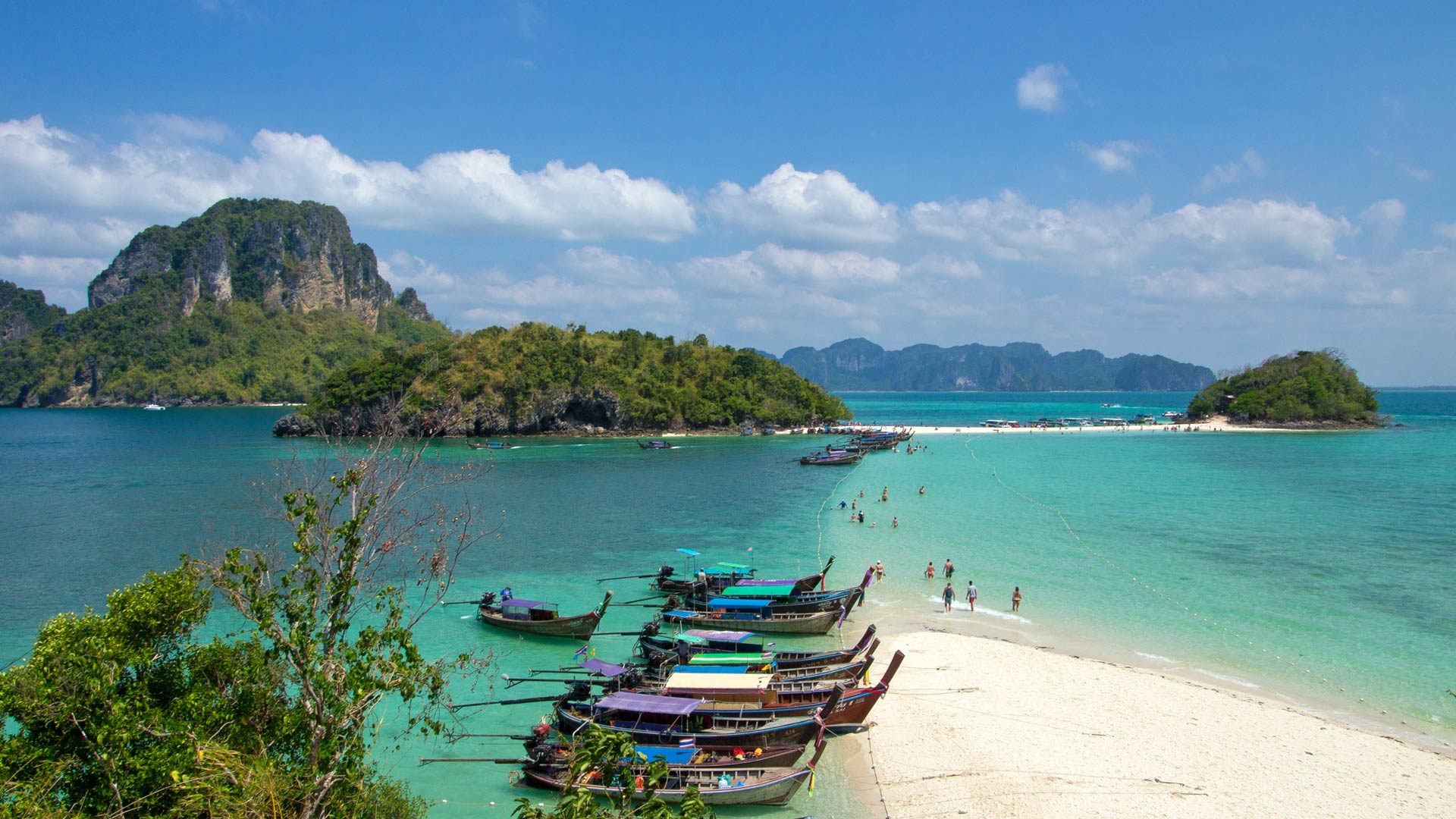 Chicken Island and Tub Island in Krabi – a day trip ...