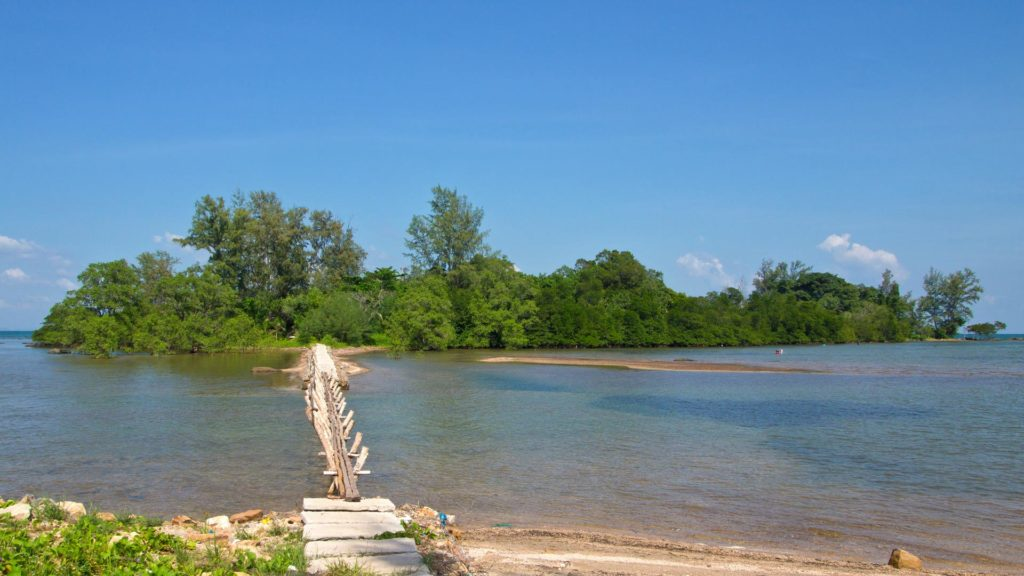Hon Mot Island in the north of Phu Quoc
