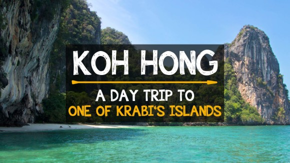 Koh Hong – a day trip to one of Krabi's islands