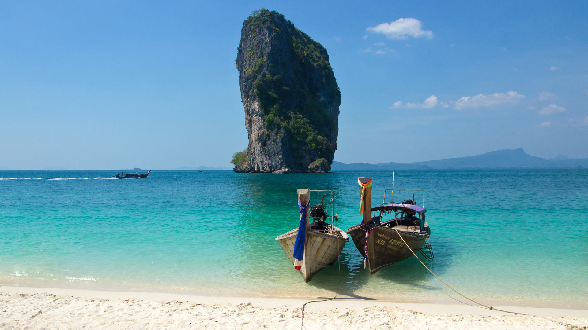 Krabi Island Best Beach