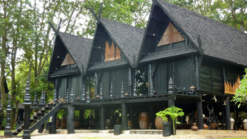 Das Black House in Chiang Rai