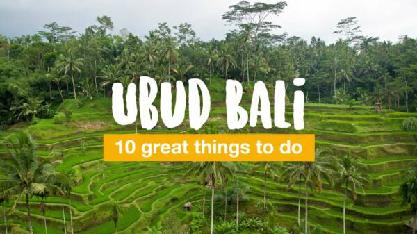 Ubud, Bali – 10 great things to do