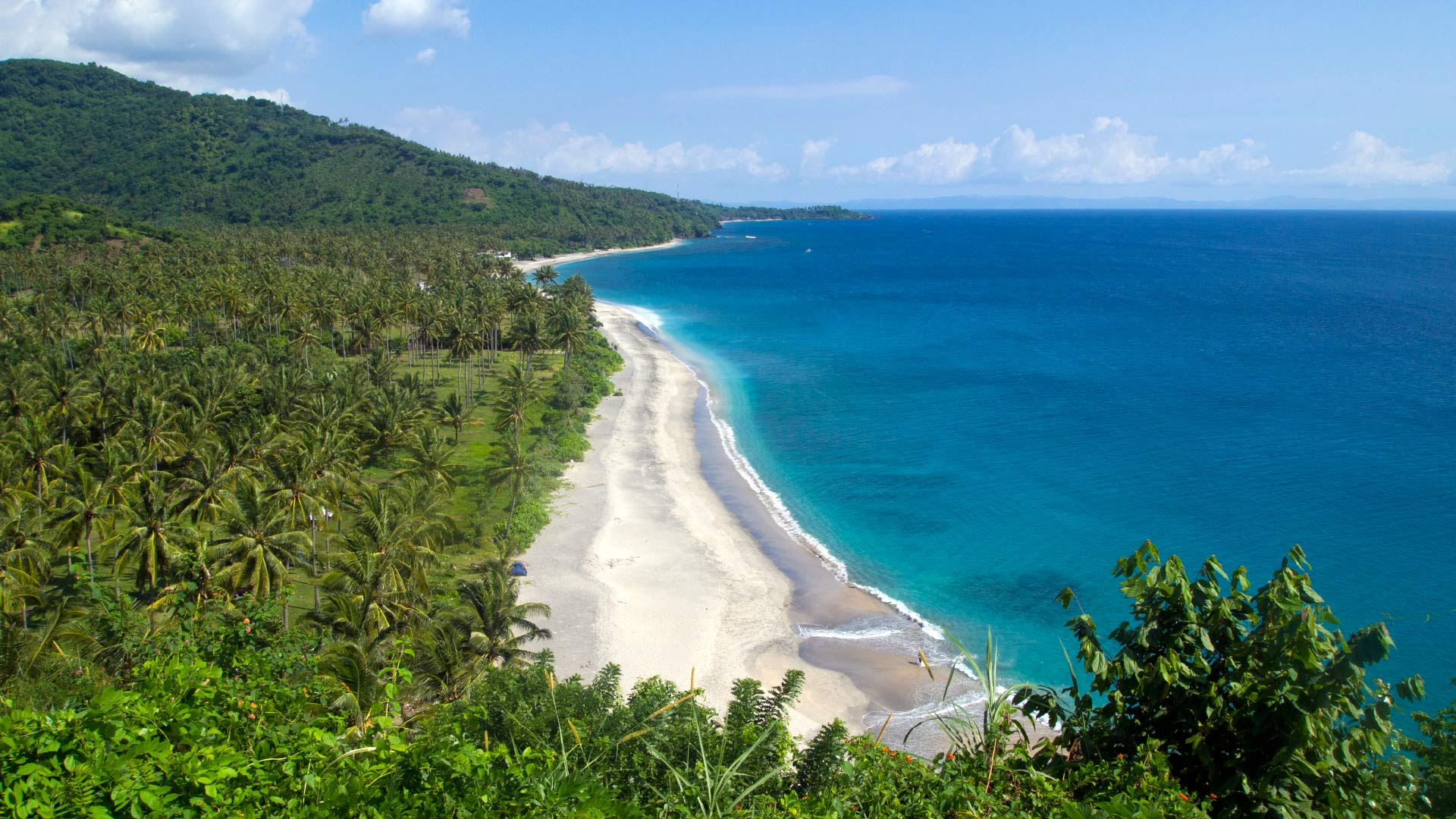 Tour To Lombok Indonesia