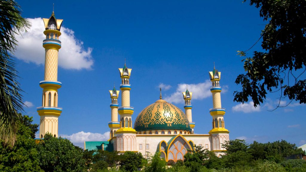 Islamic Center in Mataram, Lombok
