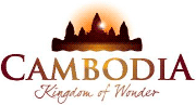 Cambodia Kingdom of Wonder Logo