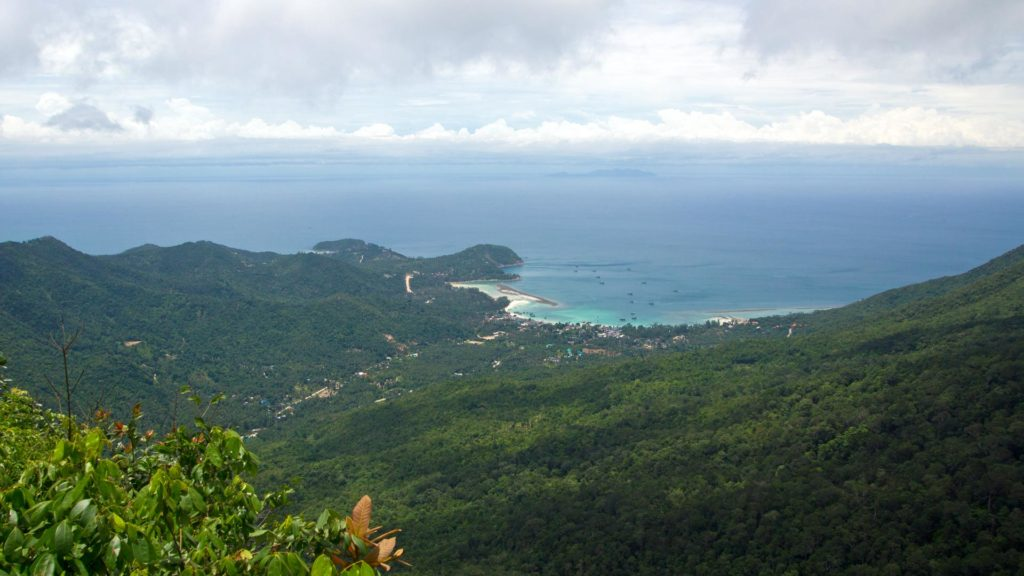 Khao Ra Viewpoint, Koh Phangan