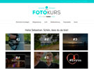 22places Fotokurs - Online fotografieren lernen - powered by Tamron