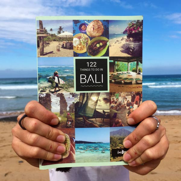 Bli Reiseführer: 122 Things to Do in Bali (Buch)