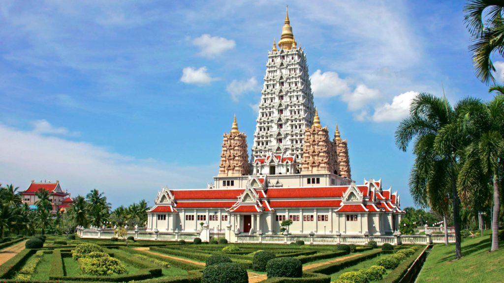 Wat Yansangwararam, Pattaya