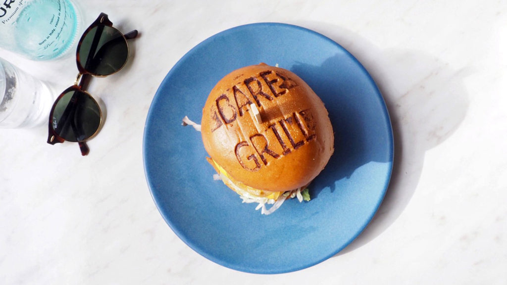 Bare Grill Burgers in Sydney