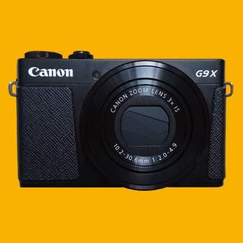Canon G9X Kamera