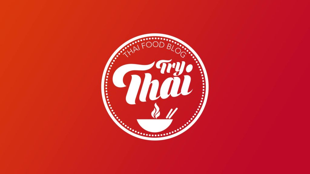 Thai Food Blog Try Thai - Logo