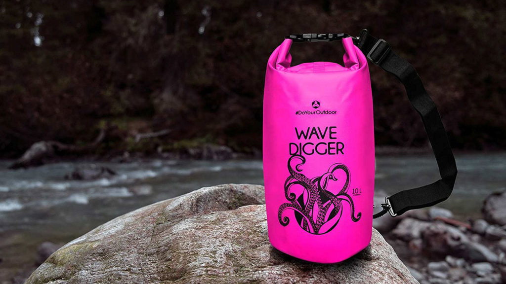 Wave Digger Dry bag