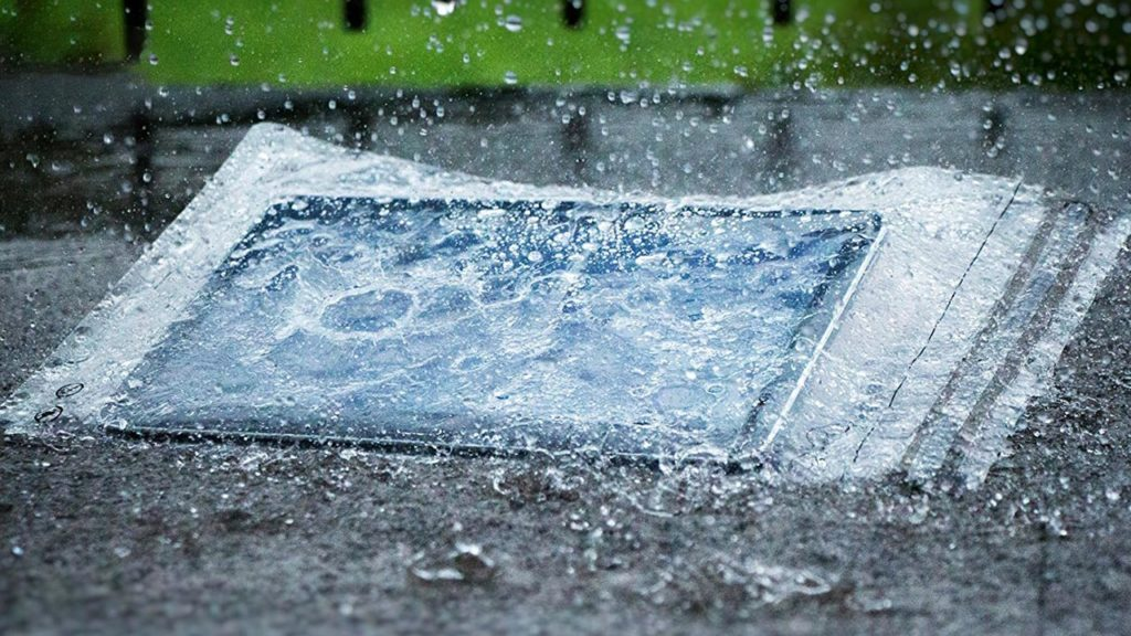 Waterproof protective cover for your phone or other documents