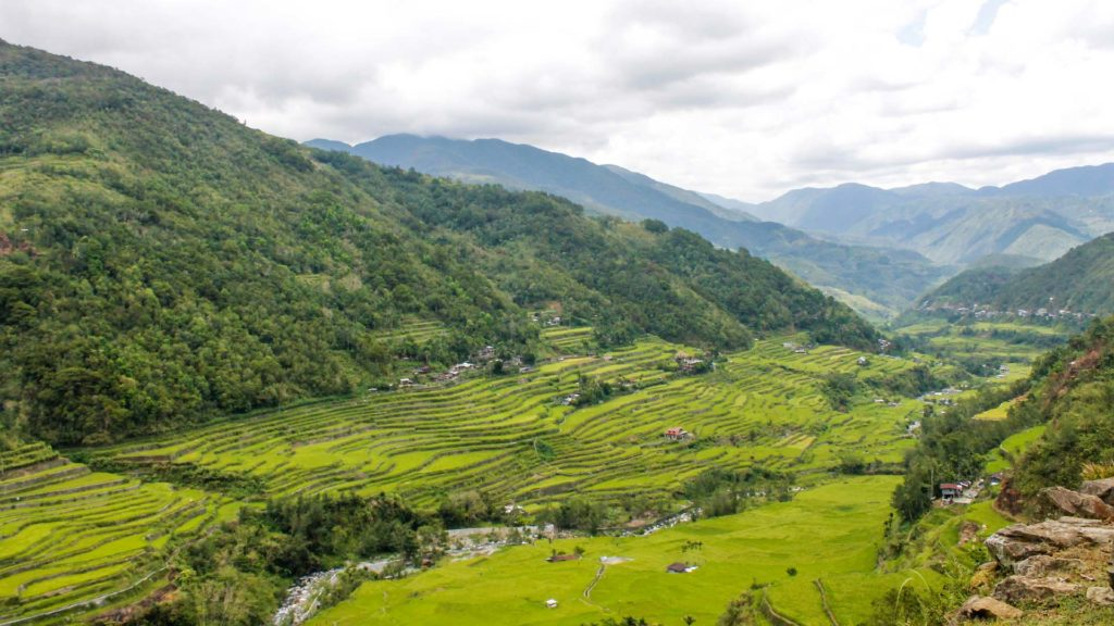 Hapao Rice Terraces, Hungduan