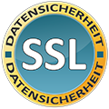 SSL-Datensicherheit Icon