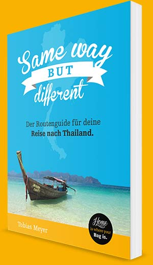 Thailand Routenguide Cover