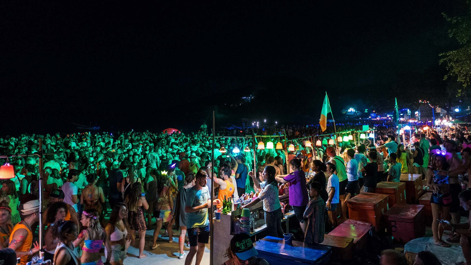 Full Moon Party Koh Phangan 2019 – all dates & information