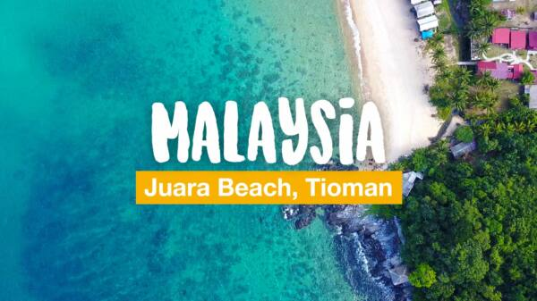 Tioman (Juara Beach) Video