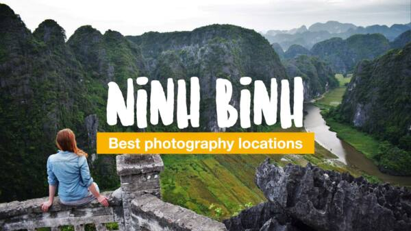 7 best photography locations in Ninh Binh