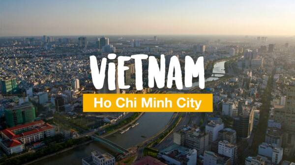 Ho Chi Minh City/Saigon Video