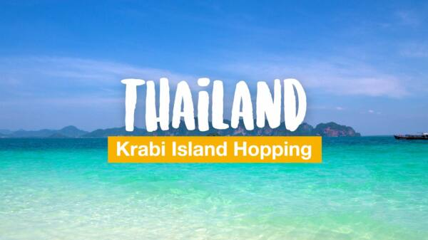 Krabi Island Hopping Video