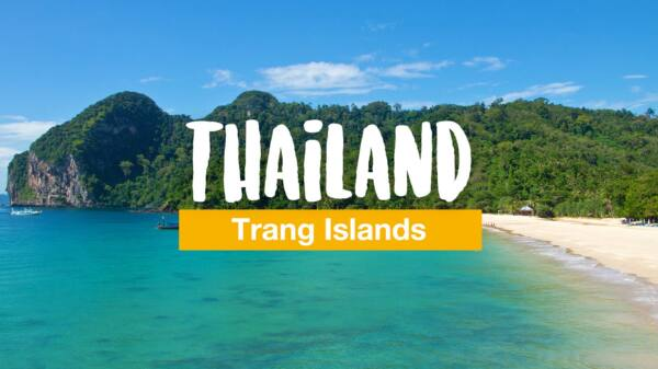 Trang Islands (Koh Mook, Koh Kradan, Koh Ngai) Video
