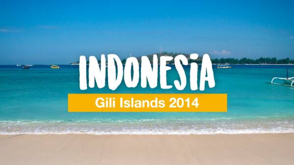 Gili Islands Video